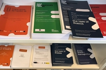 Publications of the War Reparations Centre
